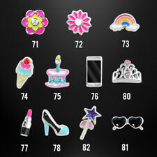 Wholesale Lots - Inventory Clearance Sale Floating Charms for Floating Lockets