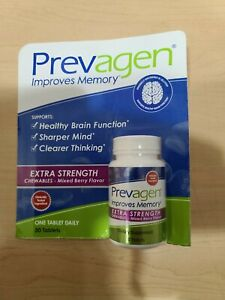 Prevagen Extra Strength 30 Chewables Mixed Berry