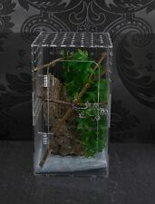 Clear Acrylic Reptile Enclosure