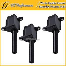 OEM Quality Ignition Coil 3PCS for 04-06 Chevrolet Epica/ 04-05 Suzuki Verona l6