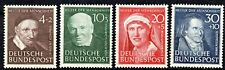 GERMANY -1951 HUMANITARIAN RELIEF - FULL SET  - MINT NEVER HINGED** SCAN + PIC