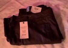 Simply Vera-Vera Wang Pants Color Plum Size 12