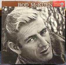 ROD MCKUEN new sound in folk music LP VG+ WP 1612 Hoyt Axton 1963 Mono USA