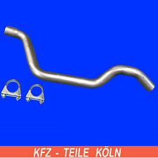 Opel Zafira B 1.9 CDTI (A05) DPF Diesel Particle Filter Exhaust Pipe Repair Pipe