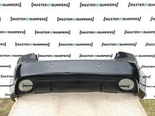 AUDI RS5 FACE LIFTING 2012-2015 REAR BUMPER IN BLACK GENUINE [A335]