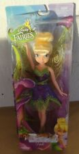 """Disney Fairies The Pirate Fairy 9"""" Tink Doll - brand new sealed"""