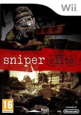 Sniper Elite Import Anglais Reef Entertainment 32235 Jeu Video
