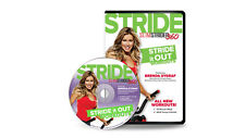 Brenda DyGraf Stride It Out Workouts Dvd 05-9013 Use with your SlimStrider 360.