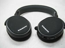 SteelSeries Arctis 3 Black Wired Gaming Headphones NO cables included