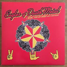 "Eagles Of Death Metal - I Want You So Hard  7"" Vinyl"