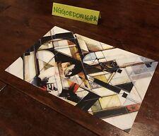 "Augustine Kofie Show Card ""Vintage Futurism"" 2010 RARE! White Walls SF AUTHENTIC"