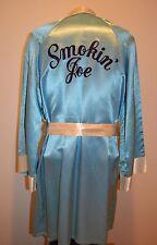 Smokin' Joe Frazier Fight Worn Everlast Boxing Robe W/ Frazier Letter