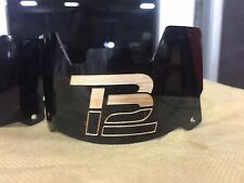Tom Brady Custom FS Football Helmet Visor, Laser Etched Universal TB12