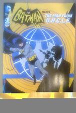 BATMAN '66 MEETS THE MAN FROM U.N.C.L.E. #1  2016