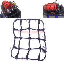 1/10 RC Car Crawler Scale Accessory Luggage Rack Bungee Net For SCX10 D90 Jeep