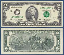 USA 2 Dollars 2003A UNC (L San Francisco)  P. 516 b