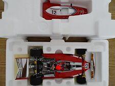 F1 Ferrari 312/T1 GP USA 1975, Niki LAUDA vainqueur, EXOTO 1/18