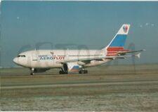 Airbus A310-308 AEROFLOT - FOGOR - AVION AIRPLANE AIRCRAFT