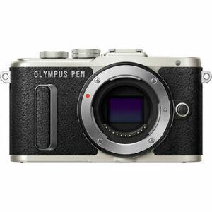 Olympus PEN E-PL8 Gehäuse / Body  B-Ware unter 500 Auslösungen schwarz EPL8