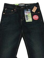 Levi's Denizen 216 Jeans 29 Skinny Sanded Stretch Denim Mid-rise Levi NEW