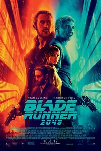 Blade Runner 2049 (2017) Movie POSTER | 6 Sizes | sci-fi cult dvd bluray android