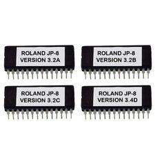 ROLAND JUPITER-8 LATEST O.S VERSION 3.2 JUPITER8 UPDATE UPGRADE FIRMWARE EPROM
