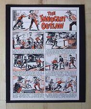 Western Colore originale vintage cartone animato da Pellicola DIVERTENTE FUMETTO annuale 1960