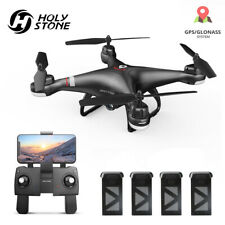 Holy Stone HS110G FPV Selfie Drone with 1080p hd Camera rc Quadcopters Gps Dron