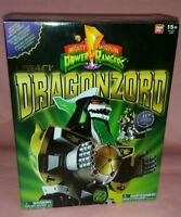 Mighty Morphin Power Rangers Legacy Dragonzord Brand New