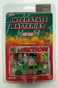 1998 Action 1:64 BOBBY LABONTE #18 Interstate Battery / Hot Rod Magazine Pontiac