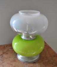LAMPADA VINTAGE IN OPALINE anni 60/70 NASON MAZZEGA VENINI,FLOS STYLE LAMP