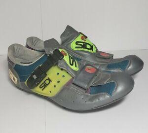 SIDI Genius 2 g.2 Road Bike Cycling Biking Shoes EU 45
