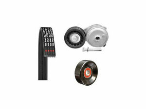 For 1996-1999 Chevrolet K2500 Serpentine Belt Drive Component Kit Dayco 74461FH