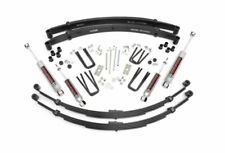 Rough Country 30 Suspension Lift Kit Fits Toyota Pickup 4wd 71530 Fits Toyota Pickup