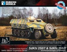 Sdkfz expansión 250/7 y 251/2 escala 1/56 - Rubicon 280043-P3