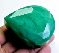 850.00 Ct Natural HUGE Green Emerald Earth-Mined GIE Certified Top Quality Gems