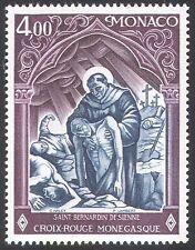 Briefmarken mit Rotes Kreuz Thema aus Monaco