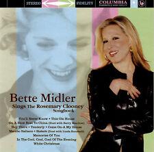 BETTE MIDLER / sings the ROSEMARY CLOONEY SONGBOOK