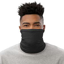 Carbon Fiber Neck Gaiter for Men and Women Great Face Mask for Fishing + Running