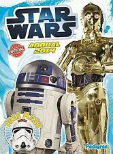 Official Star Wars Annual: 2014 Pedigree Books Hardback, Hard Cover + Free Gift