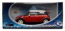 SOLIDO BMW Mini 2001 Model No 8080 Scale