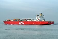 rp16049 - Container Ship - OOCL Montreal - photo 6x4