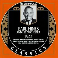 1941 by Earl Hines-CLASSICS CD NEW