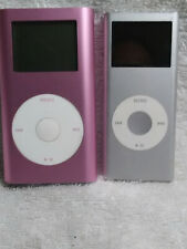 Lot Of 2 Apple iPods- Mini/Nano 2nd Gen As Is Parts Only