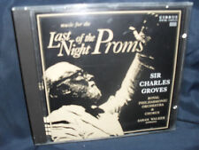 Music For The Last Night Of The Proms -Sir Charles Groves / Walker