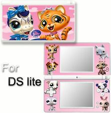 Littlest Pet Shop SKIN Sticker for Nintendo DS LITE #1