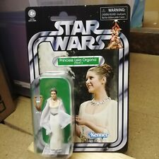 """Star Wars Princess Leia (Yavin) Vintage Collection 3.75"""" inch NEW, Non-Mint"""