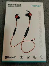 Huawei HONOR Sport Bluetooth Earphones Blue **Brand New, Boxed** RRP £69.99