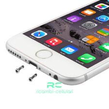 Ricambio Viti  2 Viti Torx Pentalobo Inferiori iPhone 6 6s plus 7 8 SILVER
