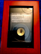 More details for us 2019 inaugural strike gold proof moon landing dollar edition limit 110